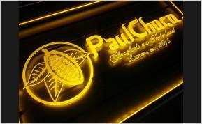 Paul-choco-LED-bord
