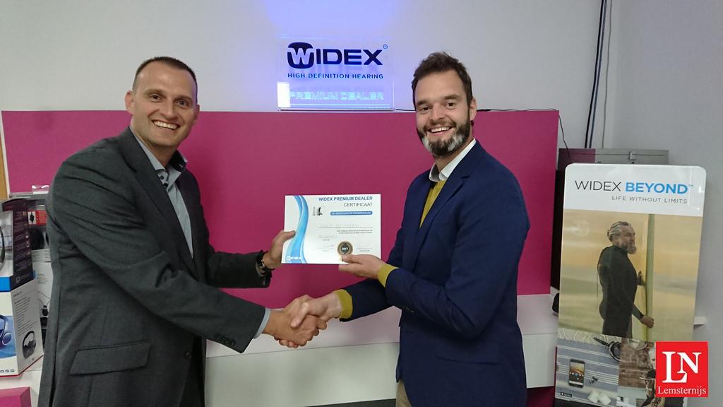Widex-premium-display-ledborden - CyberLEDs